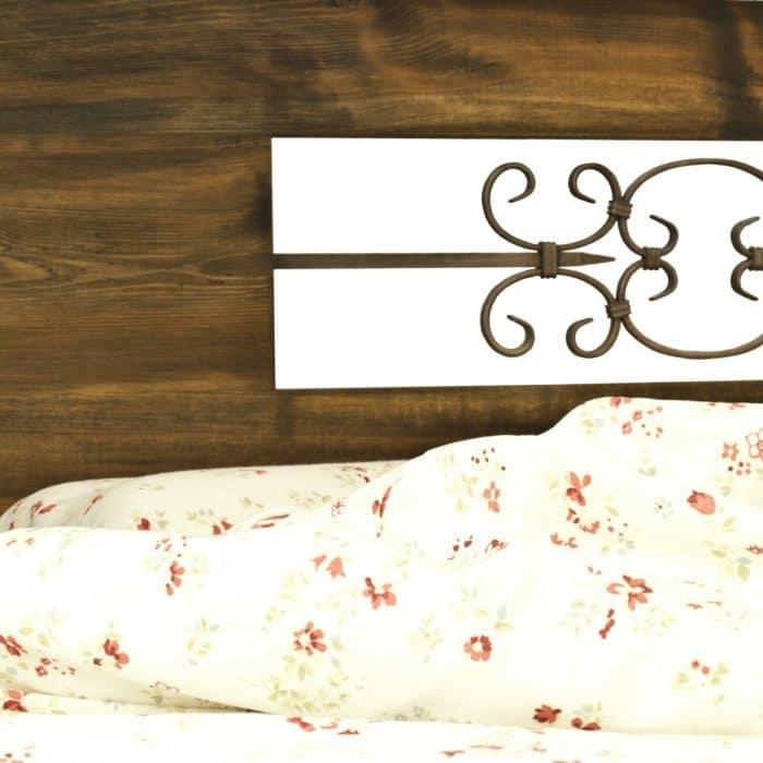 drewniane łóżko stolarnia warszawa