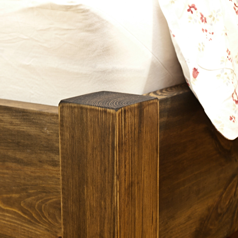 drewniane łóżka na wymiar warszawa