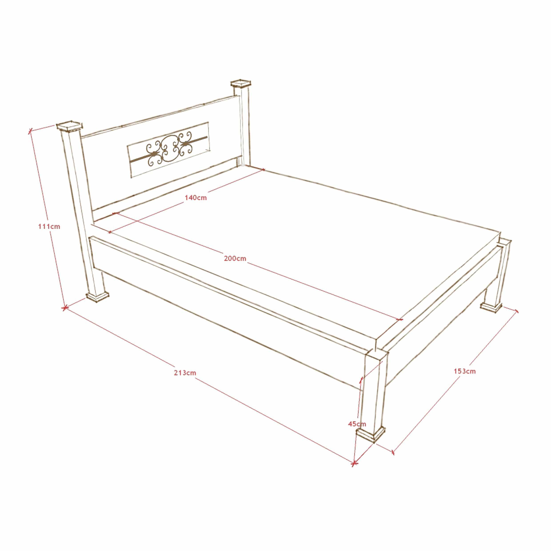 łóżko drewniane z oparciem warszawa