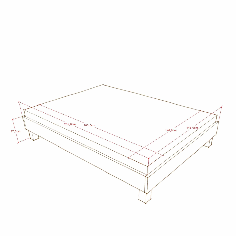 łóżko dębowe klasyczne